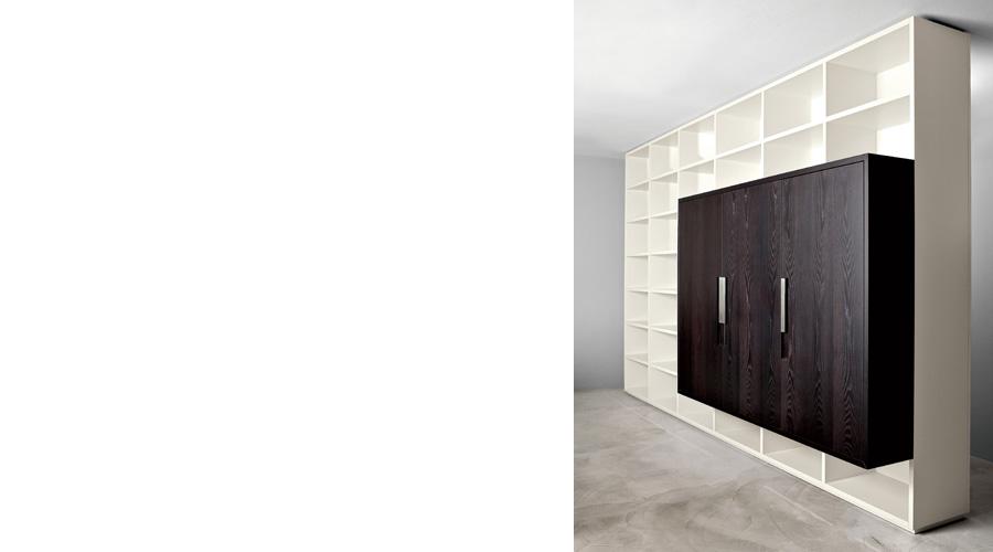 Minimale - Cabinet libreria
