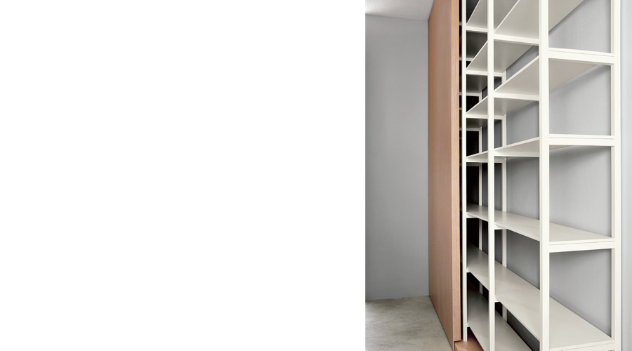 Minimale - Cabinet scansia
